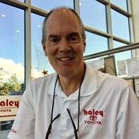 Chris Reavis Retired From Haley Toyota of Roanoke