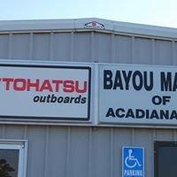 Bayou Marine of Acadiana, Inc.