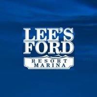 Lee's Ford Marina