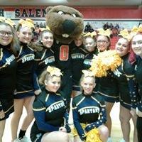 Sheridan High School Cheerleading