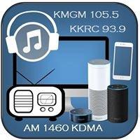 KDMA KMGM RADIO