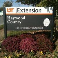 UT Extension- Haywood County