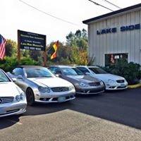 LakeSide Mercedes Repair