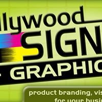 Hollywood Signs & Graphics