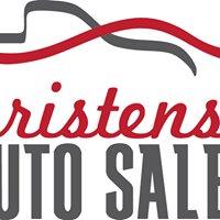 Christensen Auto Sales Inc.