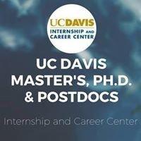 UC Davis Master's, Ph.D. & Postdoc Career Connections
