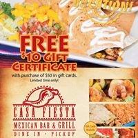 Casa Fiesta Mexican Bar & Grill