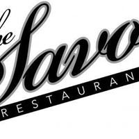 The Savoy Restaurant