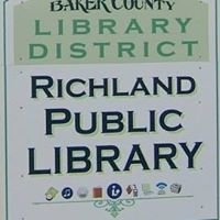 Richland Library - Baker County Library District (Oregon)