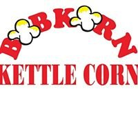 BobKorn Kettle Corn