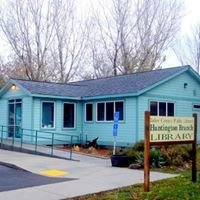 Huntington Library - Baker County Library District (Oregon)