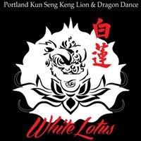 White Lotus Dragon & Lion Dance