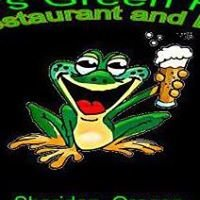 Lee's Green Frog