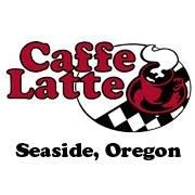 Caffe Latte in the Seaside Carousel Mall