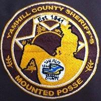 Yamhill County Sheriff's Mounted Posse