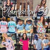 Plantation 59 Apparel Co.