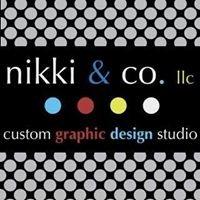 Nikki & Co. Custom Graphic Design