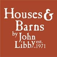 Houses and Barns by John Libby
