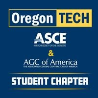 Oregon Tech ASCE & AGC Student Chapter