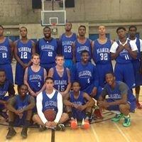 College of Alameda Men's Basketball Team