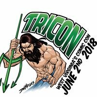 """Tricon """"West Virginia's Comic Convention"""""""