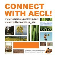 OSU Agricultural Education, Communications & Leadership