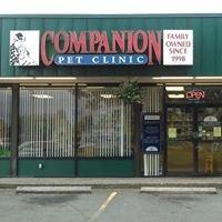 Companion Pet Clinic- Forest Grove