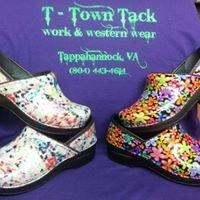 T-Town Tack Work  & Western Wear