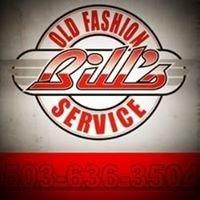 Bill's Old Fashion Service