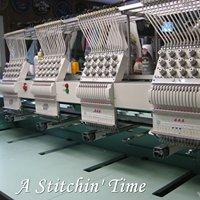 A Stitchin' Time