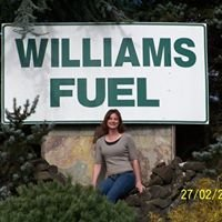 "Williams Fuel ""Your landscape Supply Company"""