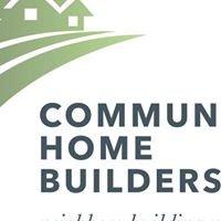 Community Home Builders
