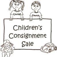 Christ Church Children's Consignment Sale