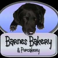 Barnes Bakery and pupcakery