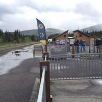 Alaska Railroad Denali Depot