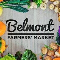 Belmont CA Farmers Market