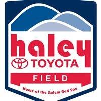 Haley Toyota Field at Salem Memorial Ballpark