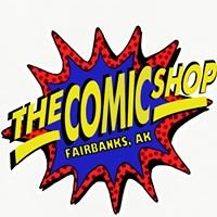 The Comic Shop of Fairbanks, Alaska