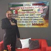 Unidos por Mexico en los estados Unidos