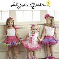 Alyssa's Garden Boutique for Little Girls