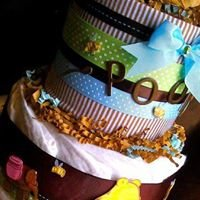 Mommy2Be Diaper cakes