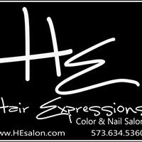 Hair Expressions Color and Nail Salon