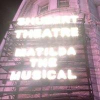 Matilda at The Shubert Theatre