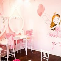 Little Fairy Princess Girls Spa & Party Palace