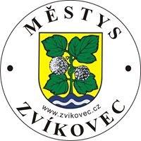 Městys Zvíkovec