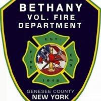 Bethany Vol. Fire Department - NY