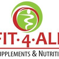 Fit 4 All Supplements & Nutrition