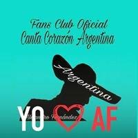 AF Fans Club Oficial Canta Corazón Argentina