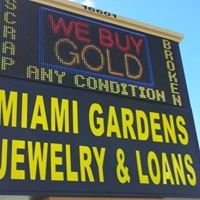 """Miami Gardens Jewelry & Loans """"A different Pawn Shop Experience"""""""