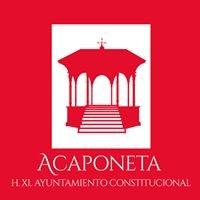 H. XL Ayuntamiento Acaponeta
